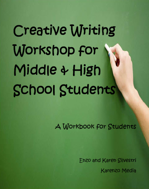 Creative writing workshops for high school students